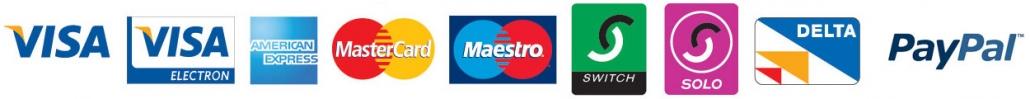 paypal cards logo